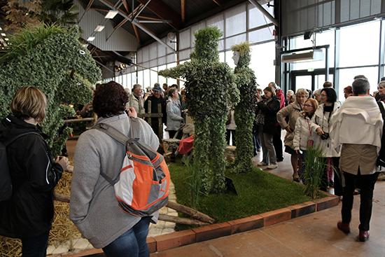 Lu on les espaces verts aux floralies de nantes for Espace vert nantes