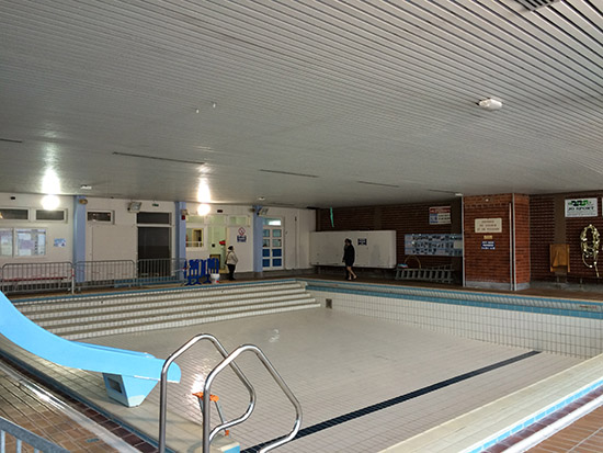 Lu on la piscine reste ferm e - Horaire piscine fos sur mer ...